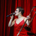 Aubrey Logan of Postmodern Jukebox