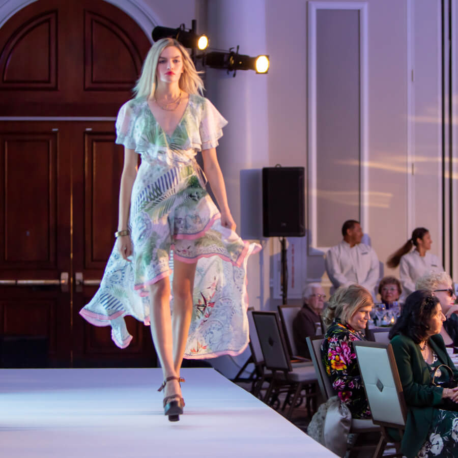 Fashion show raises nearly $250,000